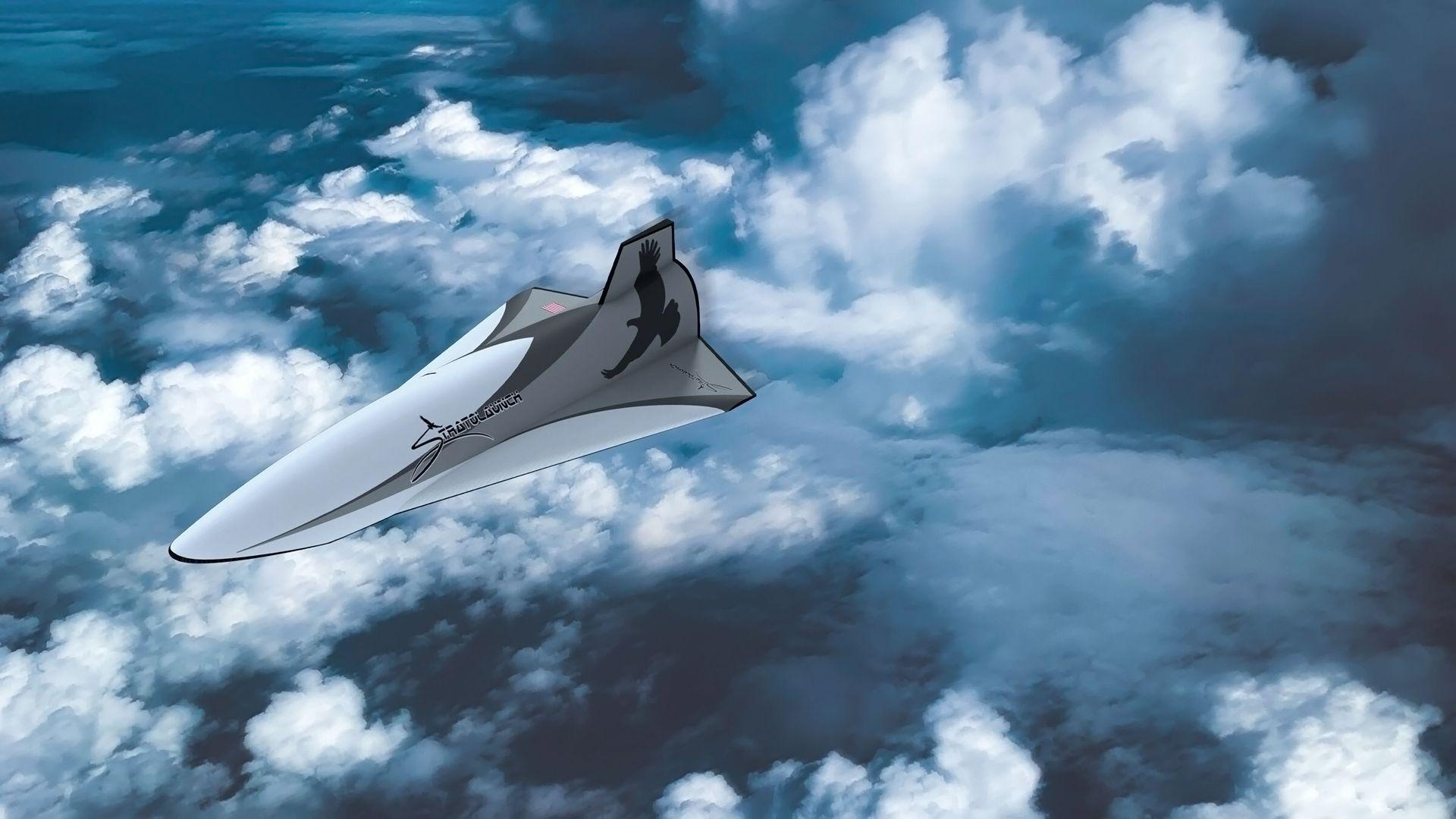 Stratolaunch dévoile son programme d'avions hypersoniques