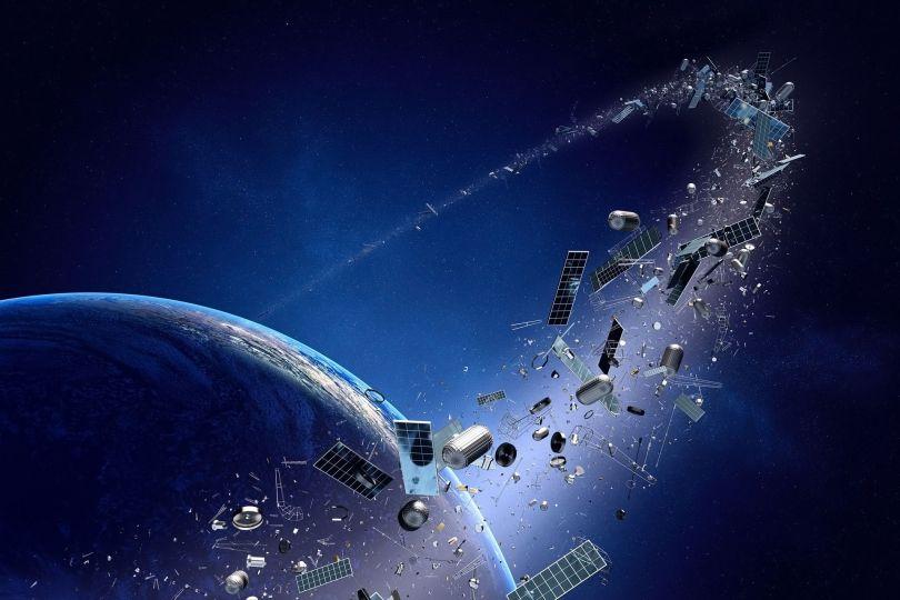Débris spatiaux - 1