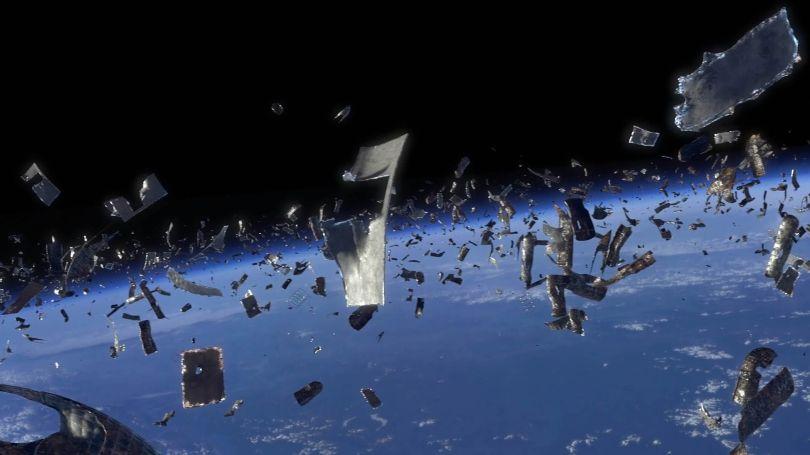 Débris spatiaux - 2