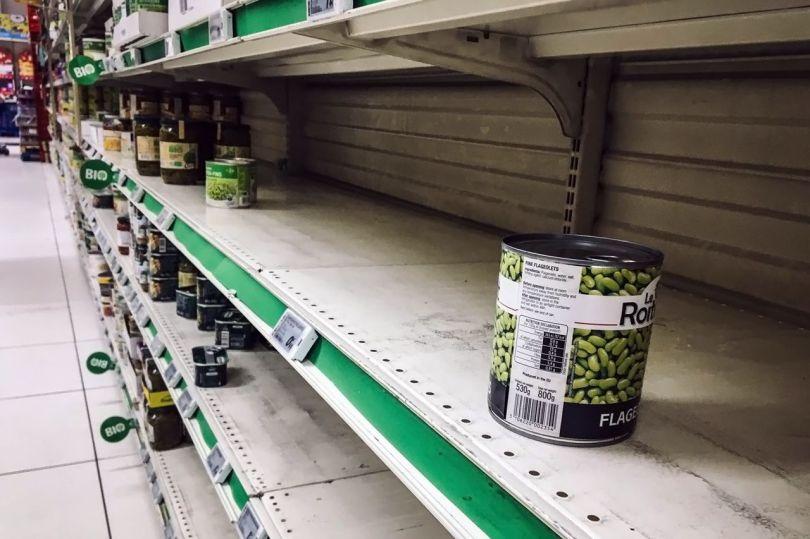 Supermarché - 2