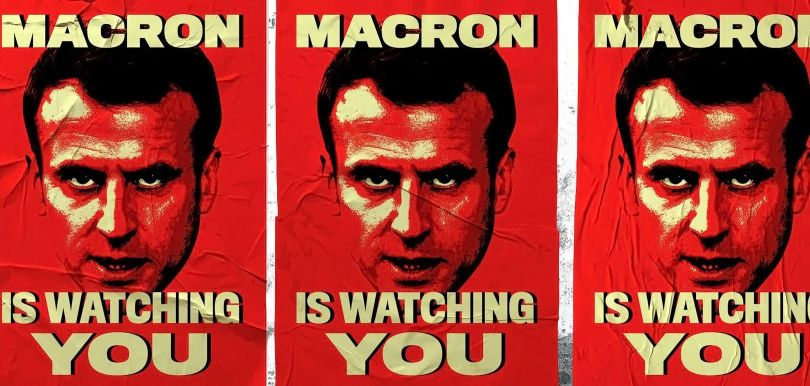 Macron - Big Brother