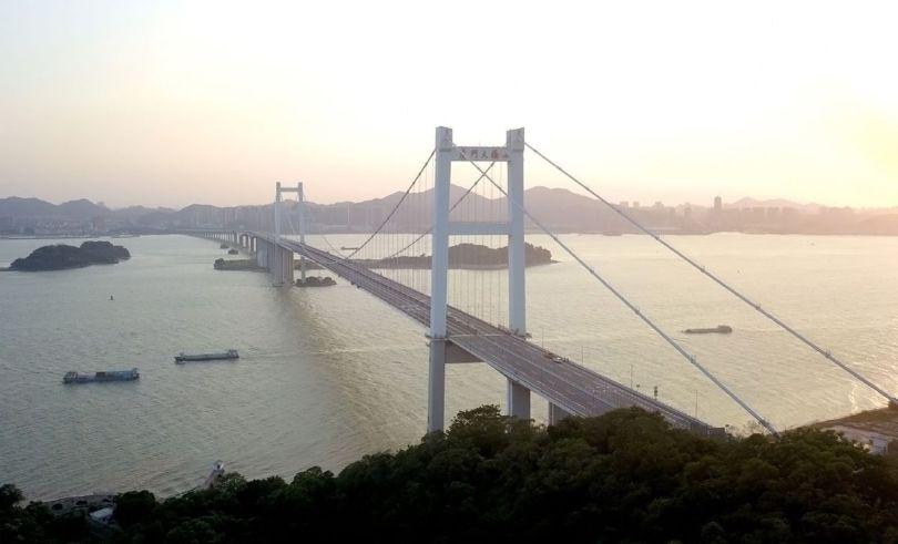 Pont Humen – Chine - 2