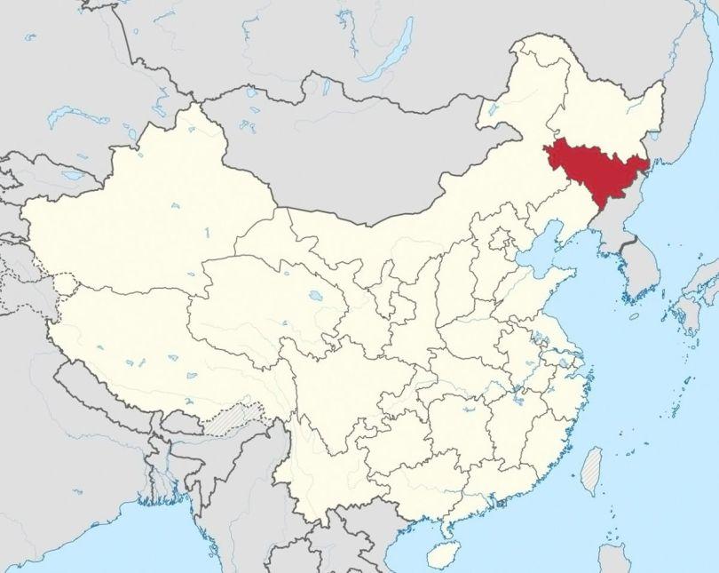 Province de Jilin - Chine
