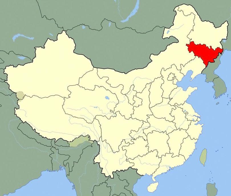 Province du Jilin - Chine