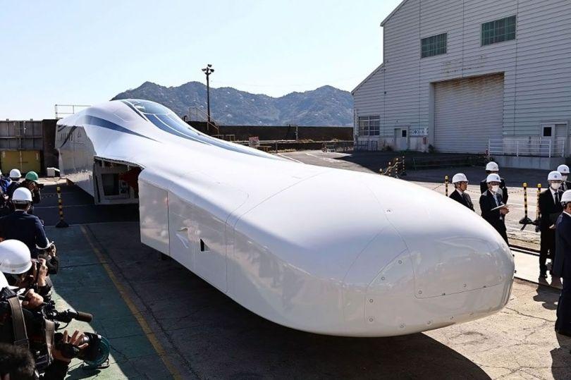 Train – SCMaglev - 2