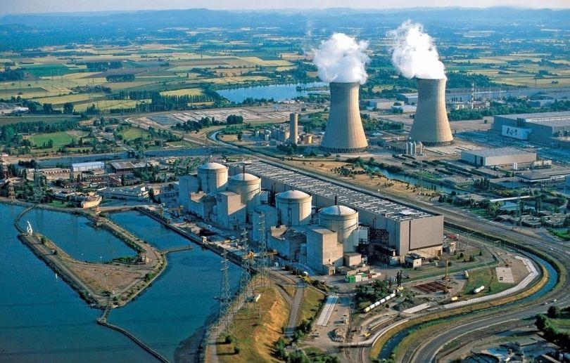 Centrale nucléaire - 2