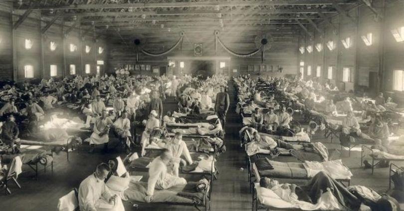 Grippe espagnole - 1
