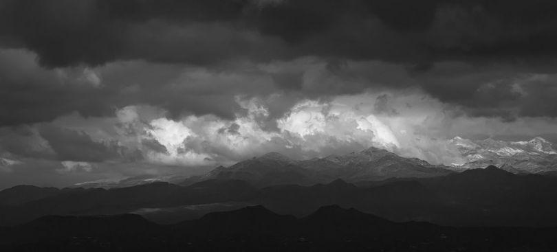 Pluie - Montagne