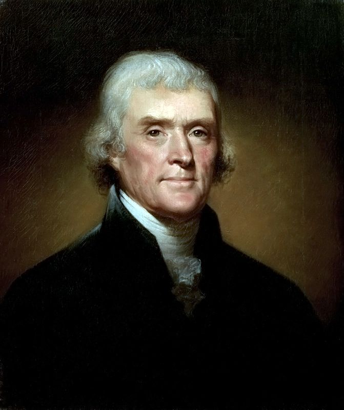 Thomas Jefferson - 1