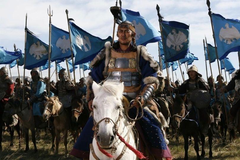 Tribus mongol - 1