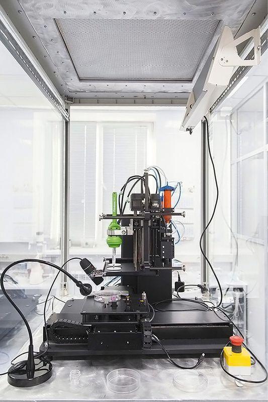 Bio-imprimante
