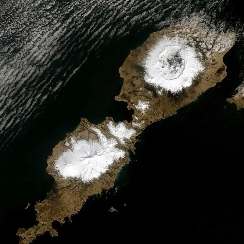 île d'Umnak