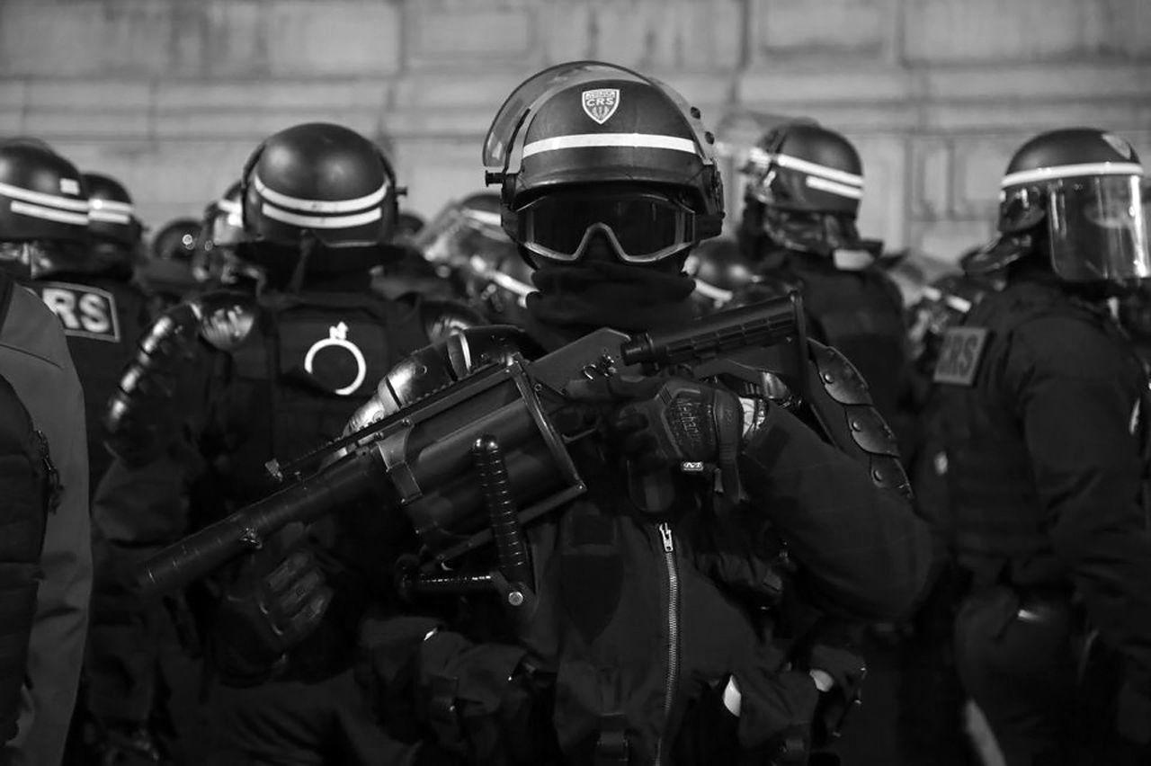 Maintien de l'ordre : les révélations inédites d'un policier [Vidéos]