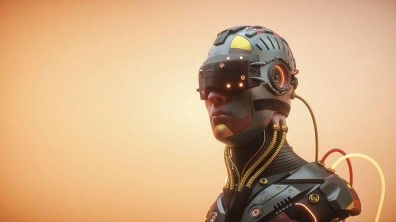 Cyborg - 1