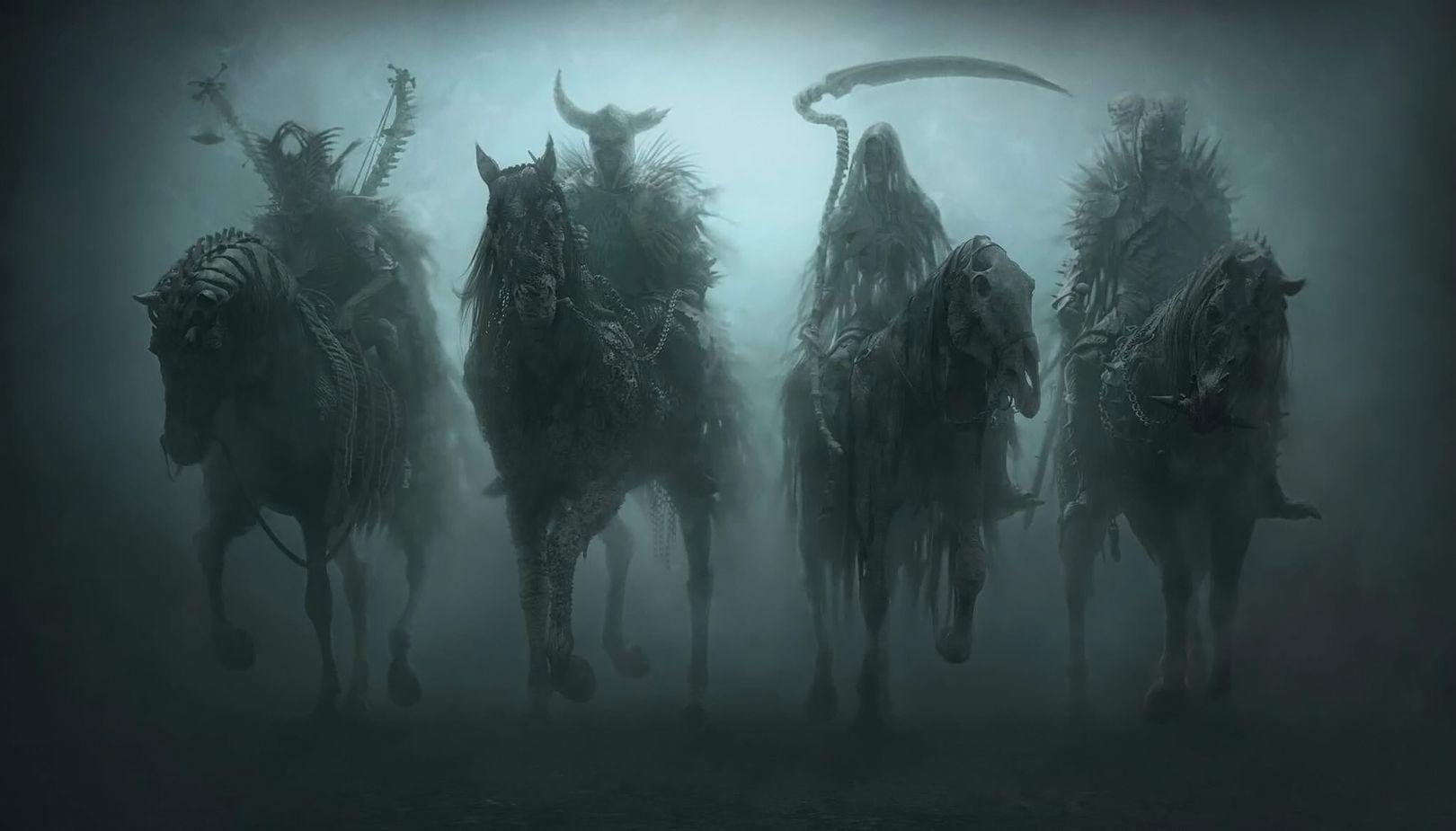 Les Quatre Cavaliers | Four Horsemen [Vidéo]