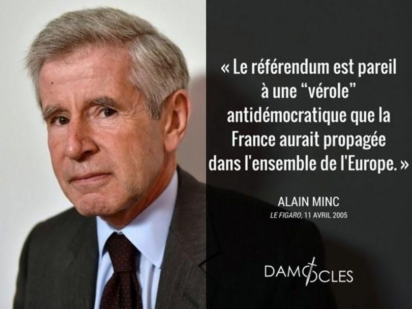 Alain Minc - 2