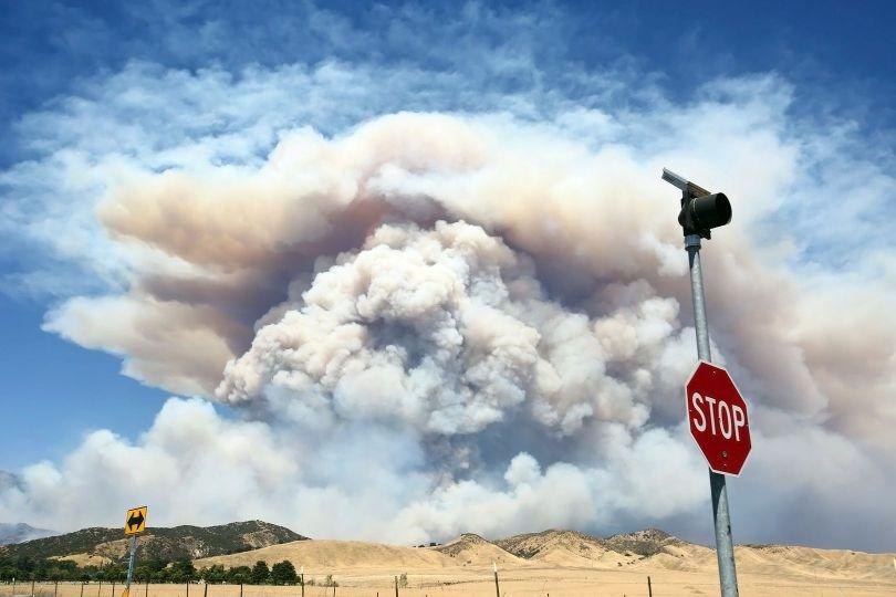 Californie - Incendie - 2