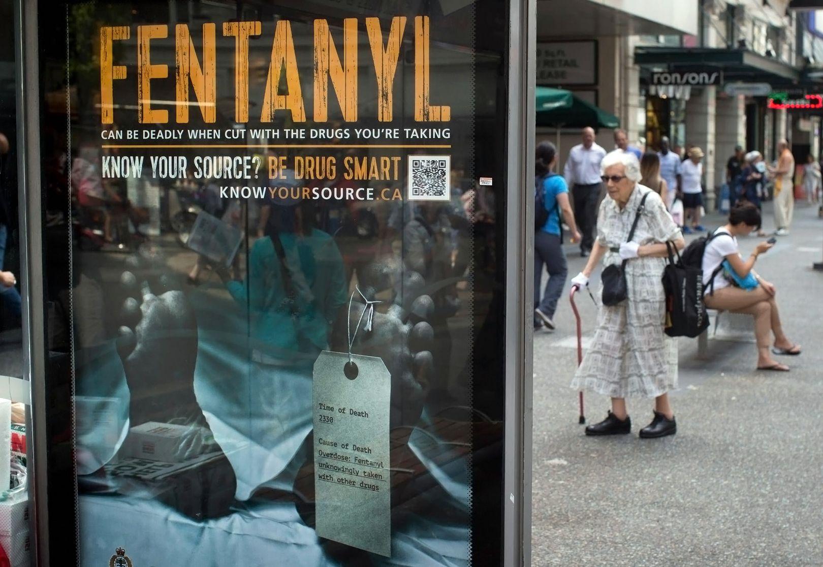 Le Fentanyl : cette drogue 50 fois plus puissante que l'héroïne ravage le Canada [Vidéos]