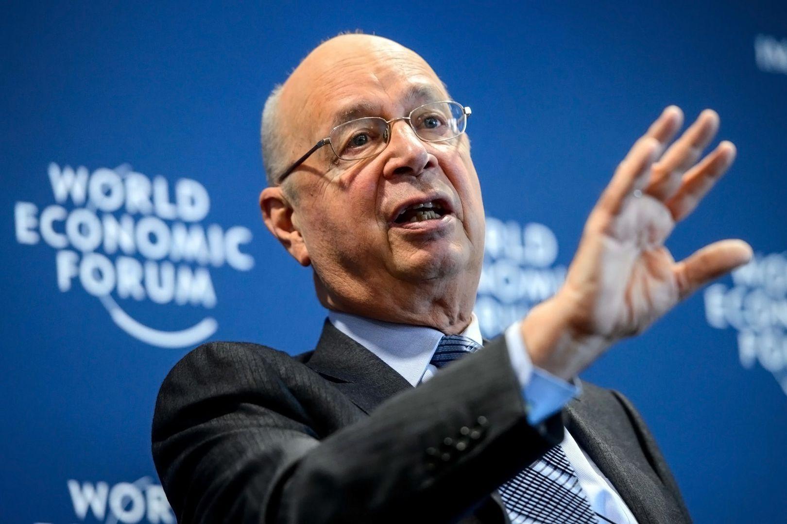 Les détails du Grand Reset dévoilé par l'Homme des hommes de Davos