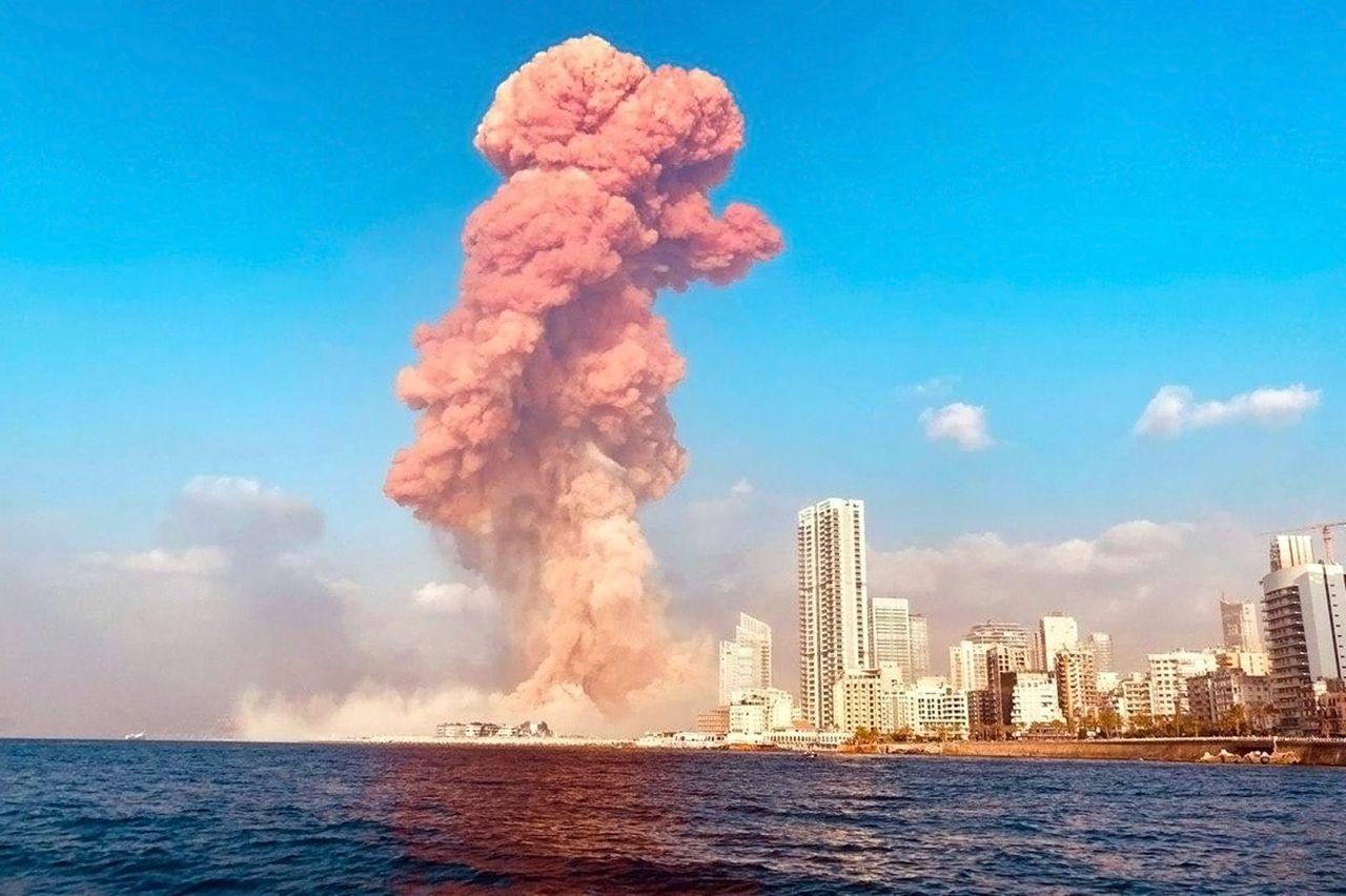 Liban : 2 violentes explosions au port de Beyrouth [Vidéos]