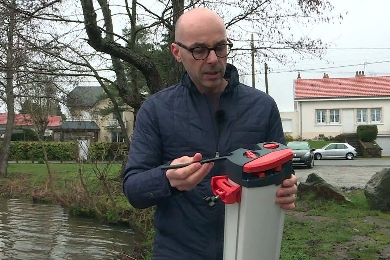 Orisa : le purificateur à eau portable, autonome et manuel accessible à tous [Vidéos]