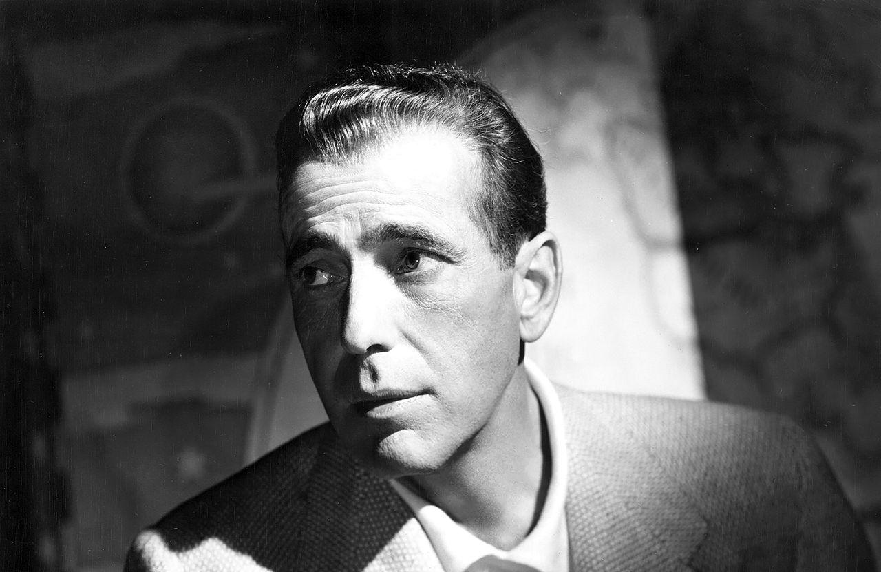 Les légendes du cinéma : Humphrey Bogart