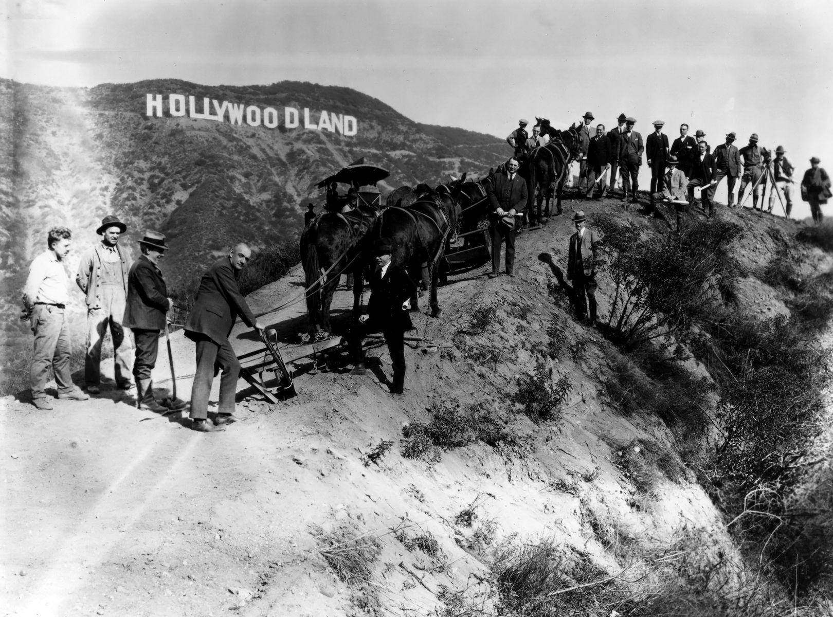 Oldest Footage of Los Angeles | Les plus anciennes vidéos de Los Angeles