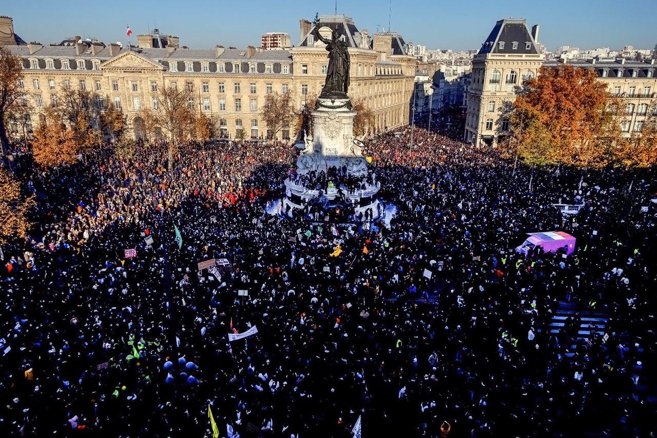 France : nombreuses manifestations contre le texte de loi Sécurité Globale [Vidéos]