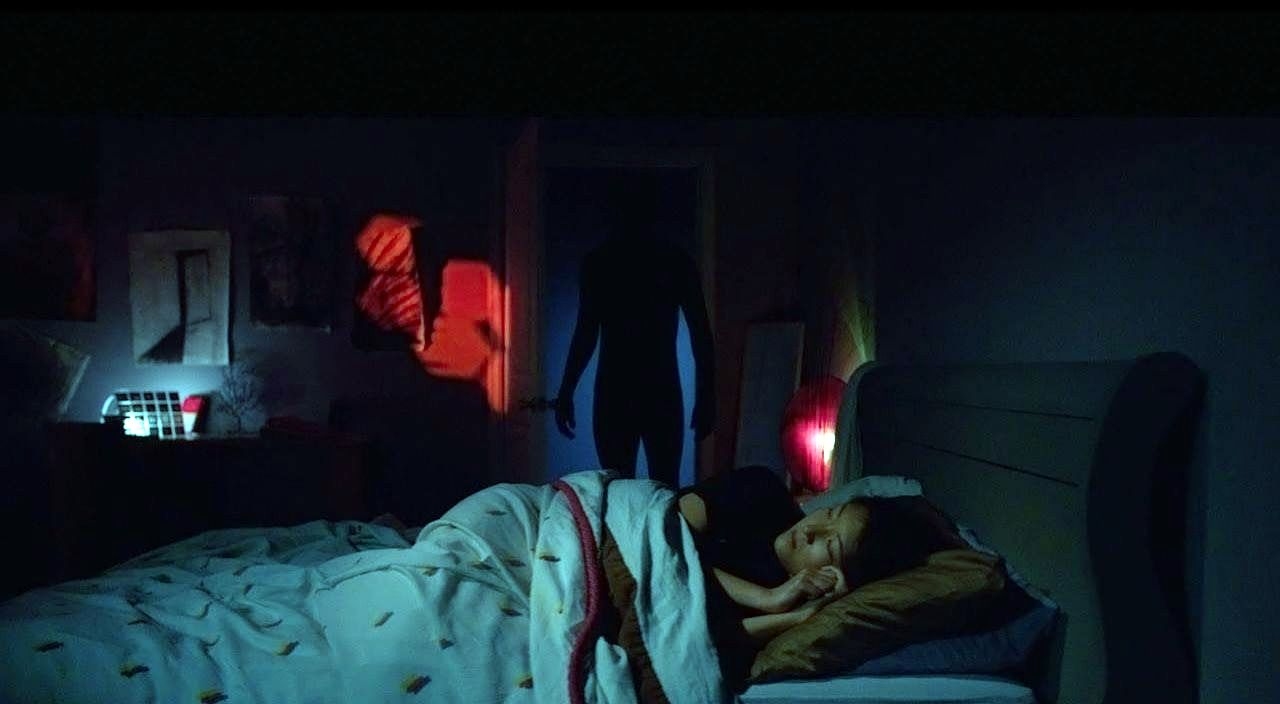 Paralysie du sommeil | The Nightmare : Shadow people – The Entity [Vidéo]