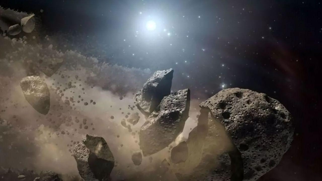 Astéroïde - 2