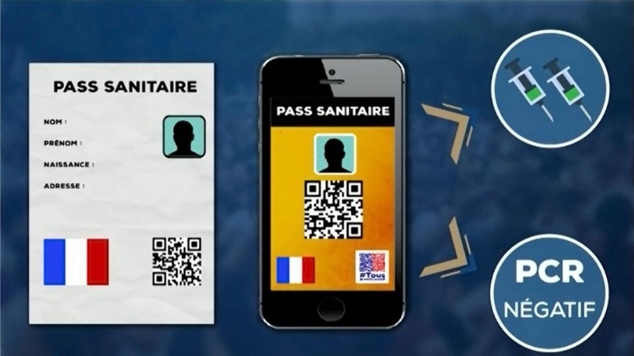 Passeport sanitaire - 2