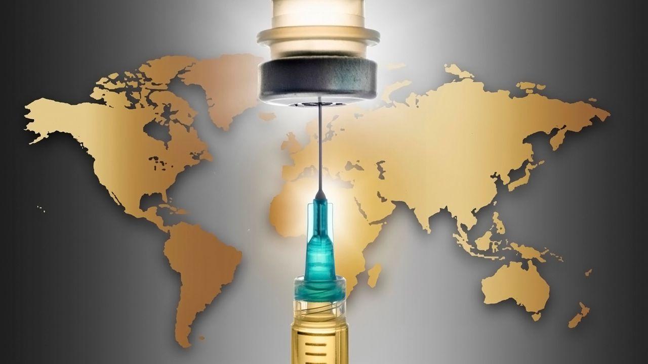 Vaccin - Covid - Map