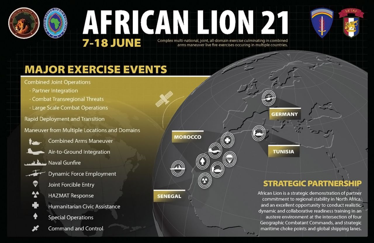 African Lion 21 - 4