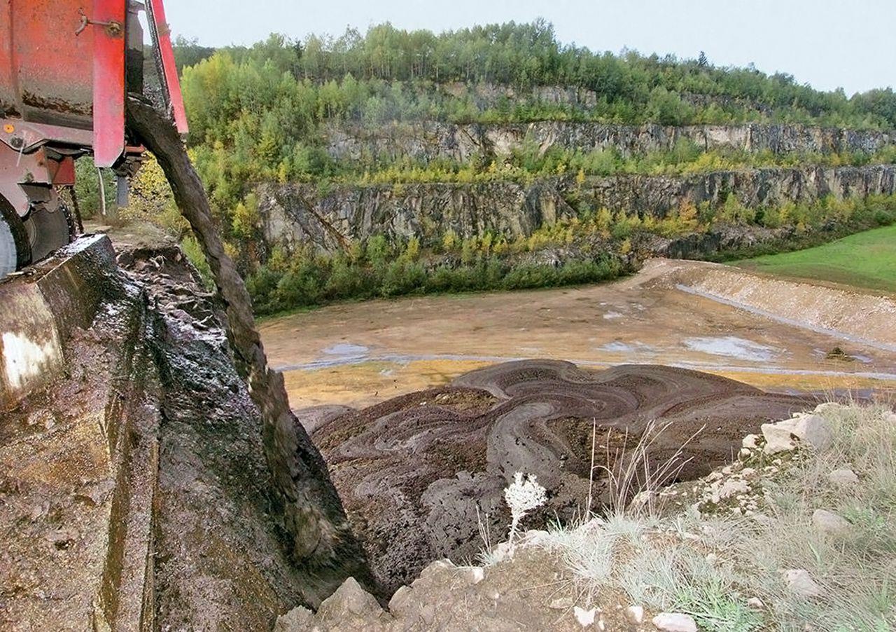 Anciennes mines d'uranium