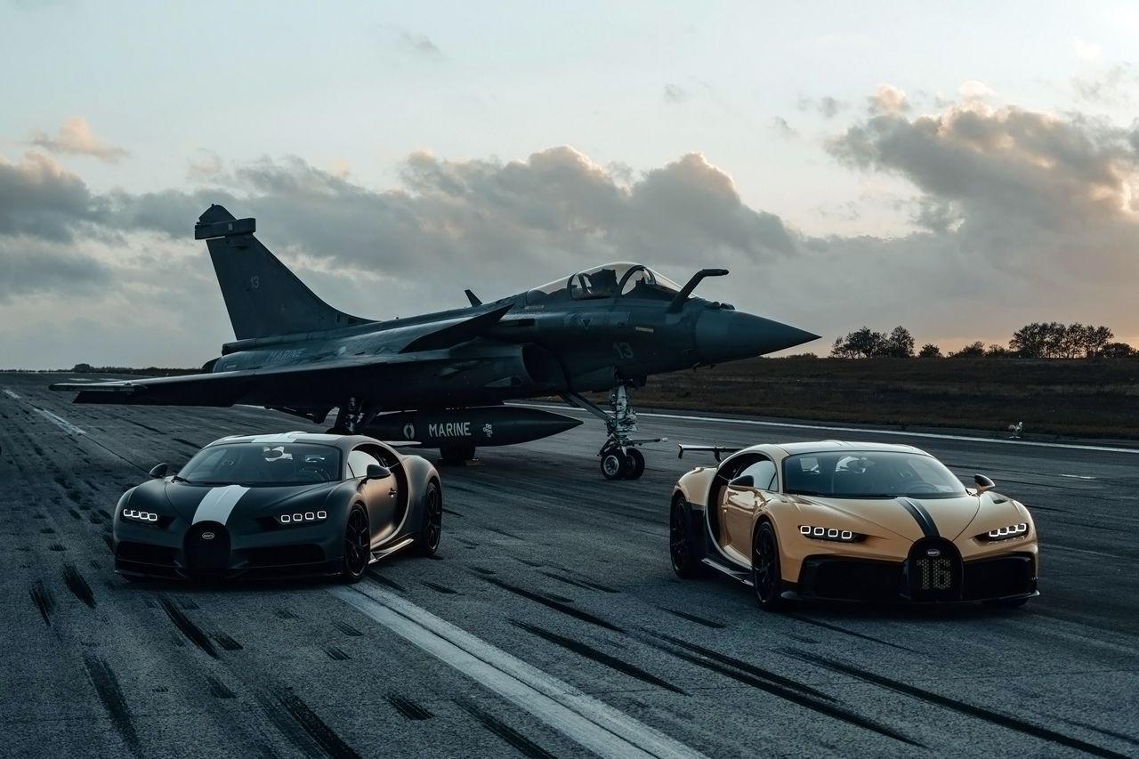Bugatti - Avion