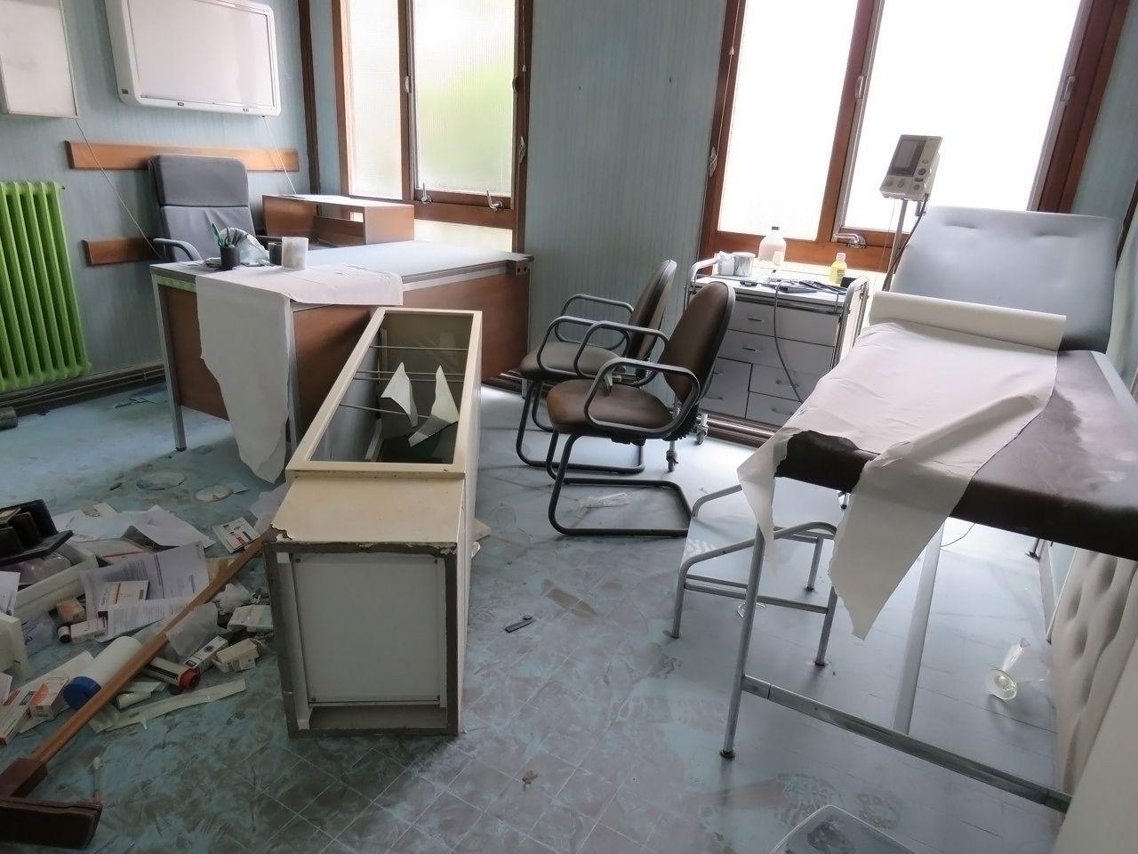 Cabinet médical - 2
