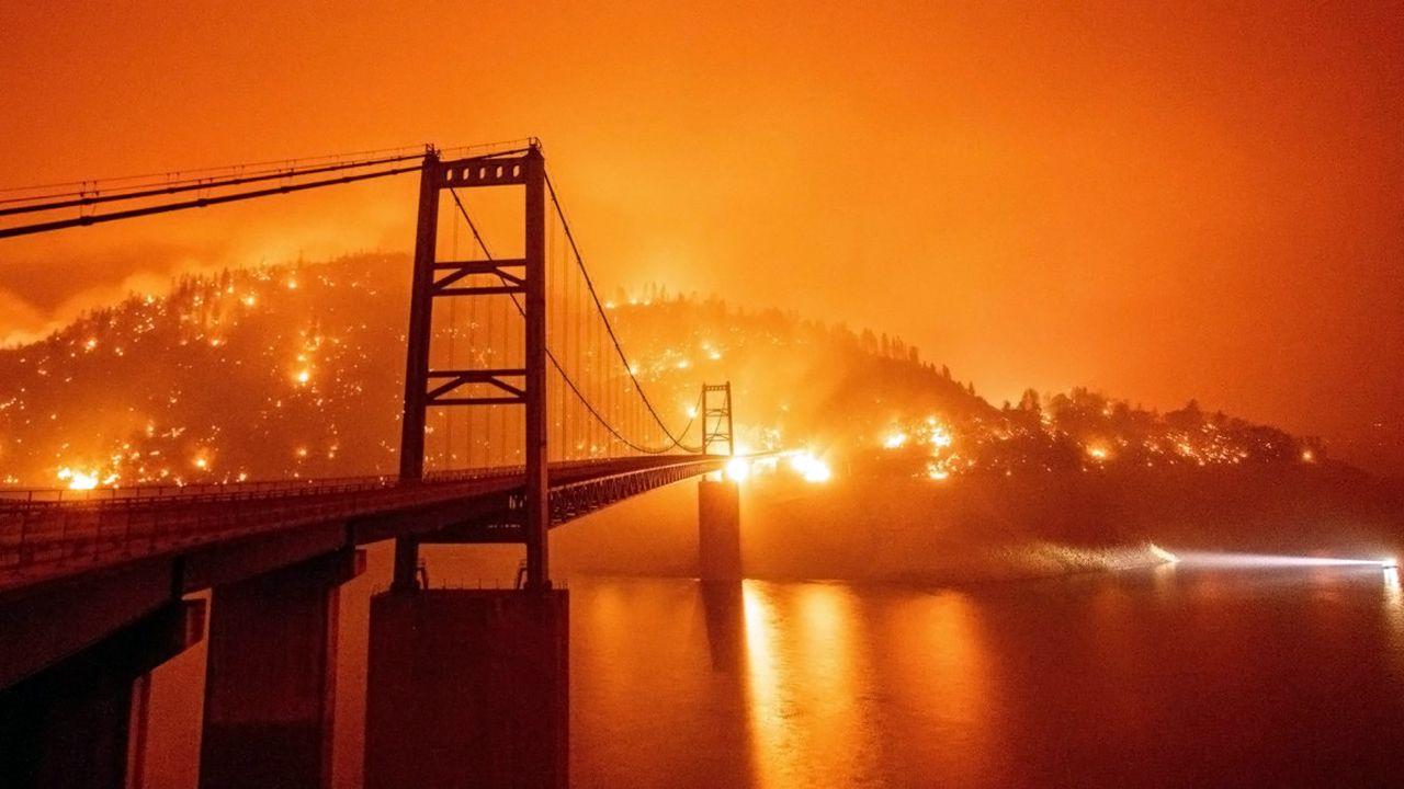 Incendie - San Francisco