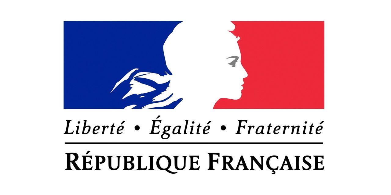 Logo – République française