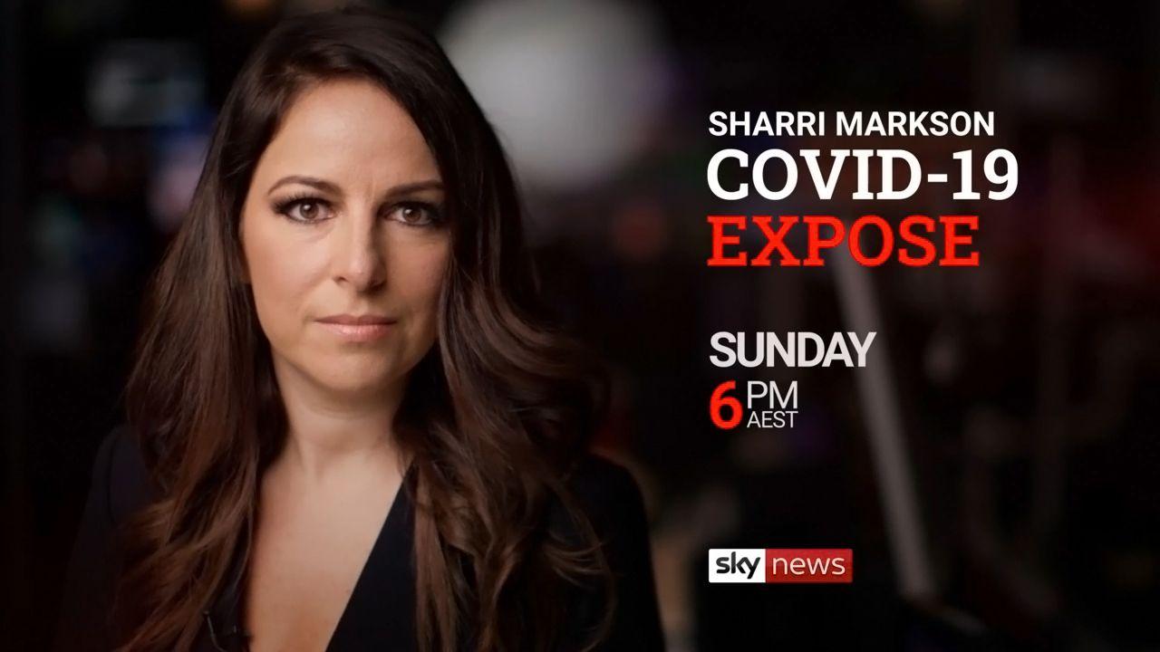 Sharri Markson - Sky News - 2